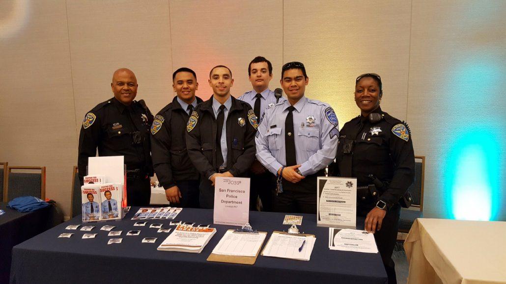 Law Enforcement Cadets Sf Pal